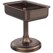 Vanity Top Collection Vanity Top Soap Dish 4'' H, Premium Finish, Venetian Bronze
