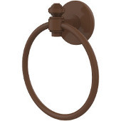 Southbeach Collection 6'' Towel Ring, Premium Finish, Rustic Bronze
