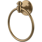 Southbeach Collection 6'' Towel Ring, Premium Finish, Brushed Bronze