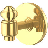 Southbeach Collection Utility Hook, Standard Finish, Polished Brass