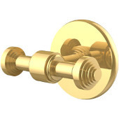 Southbeach Collection Double Utility Hook, Standard Finish, Polished Brass