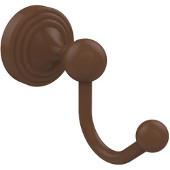 Sag Harbor Collection Utility Hook, Premium Finish, Rustic Bronze