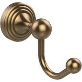Sag Harbor Collection Utility Hook, Premium Finish, Brushed Bronze