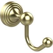 Sag Harbor Collection Utility Hook, Premium Finish, Satin Brass