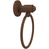 Soho Collection Towel Ring, Premium Finish, Rustic Bronze