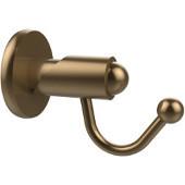 Soho Collection Utility Hook, Premium Finish, Brushed Bronze