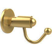 Soho Collection Utility Hook, Standard Finish, Polished Brass