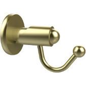 Soho Collection Utility Hook, Premium Finish, Satin Brass