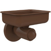 SoHo Collection Wall Mounted Soap Dish, Antique Bronze