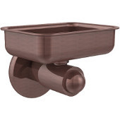 SoHo Collection Wall Mounted Soap Dish, Antique Copper