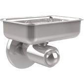 SoHo Collection Wall Mounted Soap Dish, Polished Chrome