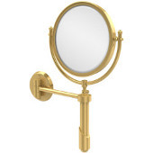 Soho 8'' Extendable Wall Mirror, 2x Magnification, Standard, Available in Multiple Finishes