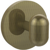 Tango Collection Utility Hook, Premium Finish, Antique Brass
