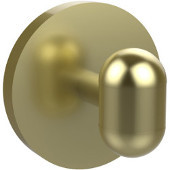 Tango Collection Utility Hook, Premium Finish, Satin Brass