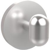 Tango Collection Utility Hook, Premium Finish, Satin Chrome