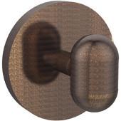 Tango Collection Utility Hook, Premium Finish, Venetian Bronze
