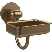 Tango Collection Wall Mounted Soap Dish, Brushed Bronze