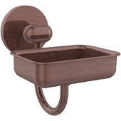 Tango Collection Wall Mounted Soap Dish, Antique Copper