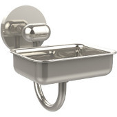 Tango Collection Wall Mounted Soap Dish, Polished Nickel