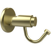 Tribeca Collection Utility Hook, Premium Finish, Satin Brass