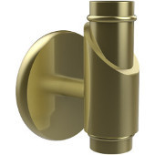 Tribeca Collection Robe Hook, Premium Finish, Satin Brass
