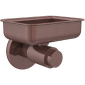 Tribecca Collection Wall Mounted Soap Dish, Antique Copper