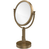 Tribeca Table Mirror, 4x Magnification, Premium, Available in Multiple Finishes