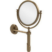 Tribecca Extendable Wall Mirror, 2x Magnification, Premium, Brushed Bronze