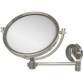 8'' Wall Mirror, 3x Magnification, Extends 14'', Available in Multiple Finishes