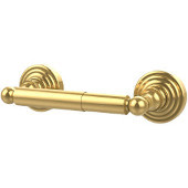 Waverly Place Collection 2 Post Toilet Tissue Holder, Unlacquered Brass
