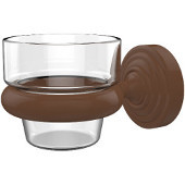 Waverly Place Collection Wall Mounted Votive Candle Holder, Premium Finish, Rustic Bronze