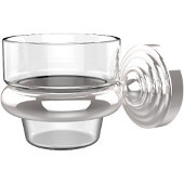 Waverly Place Collection Wall Mounted Votive Candle Holder, Standard Finish, Polished Chrome