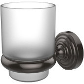 Waverly Place Collection Wall Mounted Tumbler Holder, Premium Finish, Oil Rubbed Bronze