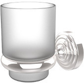 Waverly Place Collection Wall Mounted Tumbler Holder, Standard Finish, Polished Chrome
