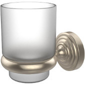 Waverly Place Collection Wall Mounted Tumbler Holder, Premium Finish, Antique Pewter