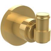 Washington Square Collection Utility Hook, Standard Finish, Polished Brass