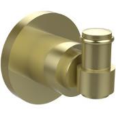 Washington Square Collection Utility Hook, Premium Finish, Satin Brass