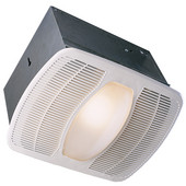 100 CFM deluxe bathroom exhaust fans with light and nightlight