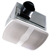 80 CFM deluxe ultra quiet series exhaust fan