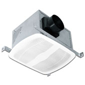 80 CFM ENERGY STAR® Certified Single Speed Humidity Sensing Exhaust Fan