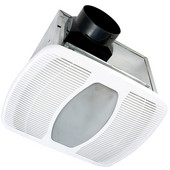 ENERGY STAR Qualified Exhaust Fans with LED Light, 50 -- 100 CFM Models Available
