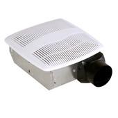 Air King AS Series Bathroom Exhaust Fan, 70 CFM, 4.0 Sones, 10''W x 9-1/2''D x 3-3/4''H
