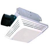 Air King 50 CFM combination exhaust fan with Fluorescent light