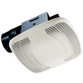 BFQ High Performance Snap-In Series Exhaust Fan, 90 CFM