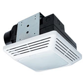 50 CFM ENERGY STAR®® Certified ''Snap-In'' Exhaust Fan with LED Lamp, Available in Multiple CFM Speeds
