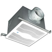 80 CFM Eco Exhaust with Humidity & Motion Sensor, Single Speed, Available in Multiple Configurations
