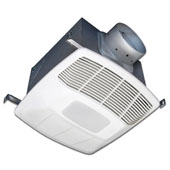 80 CFM Eco Exhaust & LED, Single Speed, Available in Multiple Configurations