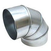 7'' Round 90° Adjustable Ducting Elbow