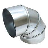 7'' Round 90� Adjustable Ducting Elbow
