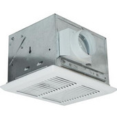 Fire Rated Exhaust Fan, For Wood Frame Construction, 50 CFM